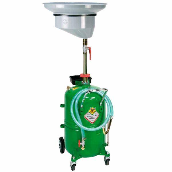 Recuperatore-aspiratore olio RAASM 44060