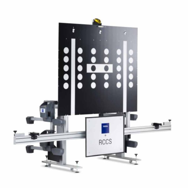 RCCS 2 (Radar and Camera Calibration System) auto diagnosi texa