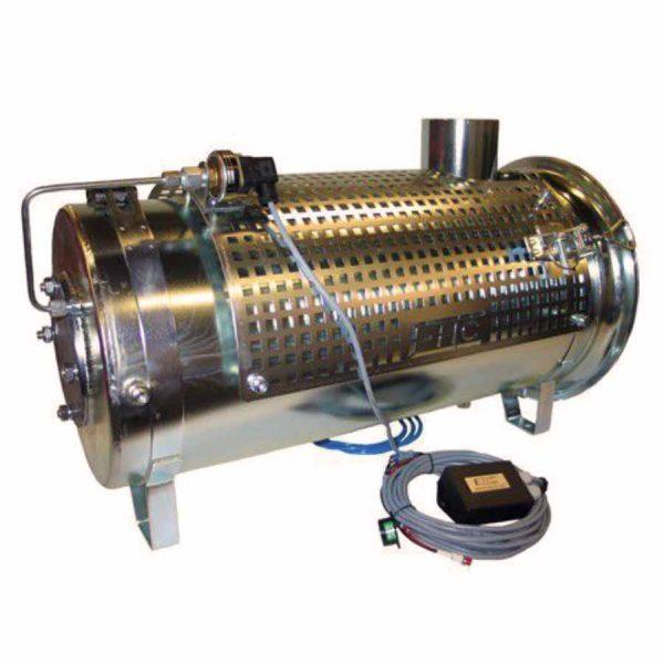 filtro gas di scarico HT