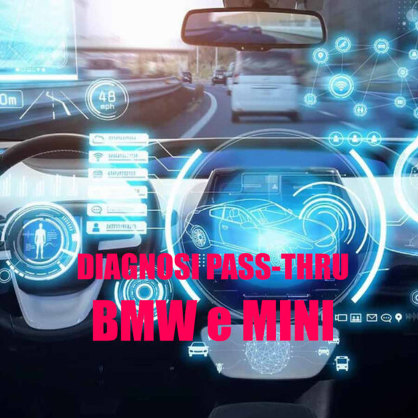 bmw mini pass thru i corsi