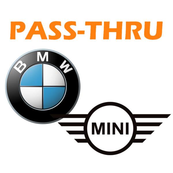 corso formazione pass thru bmw mini